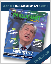 Parliament Magazine LNG MP article
